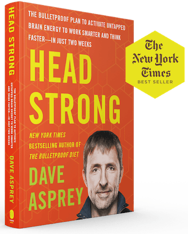 Head Strong book cover by Dave Asprey
